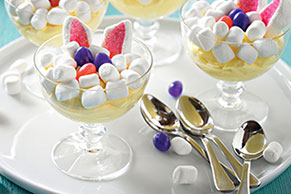 JELL-O Easter Bunny Cups