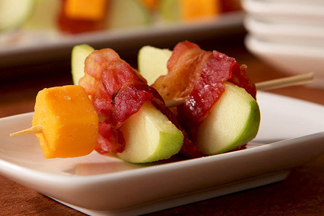 Orchard Bacon-Cheddar Kabobs Image 1