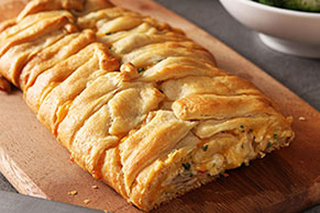 Cheesy Chicken Crescent Roll Recipe