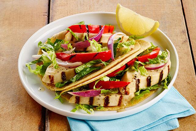 Caesar Chicken Tacos Image 1