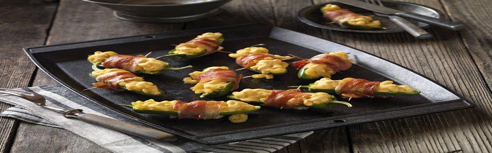 VELVEETA® Grilled Jalapeño Peppers Image 1