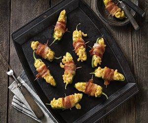 VELVEETA® Grilled Jalapeño Peppers