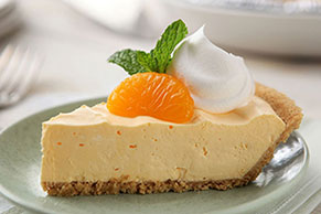 Easy TANG No-Bake Cheesecake