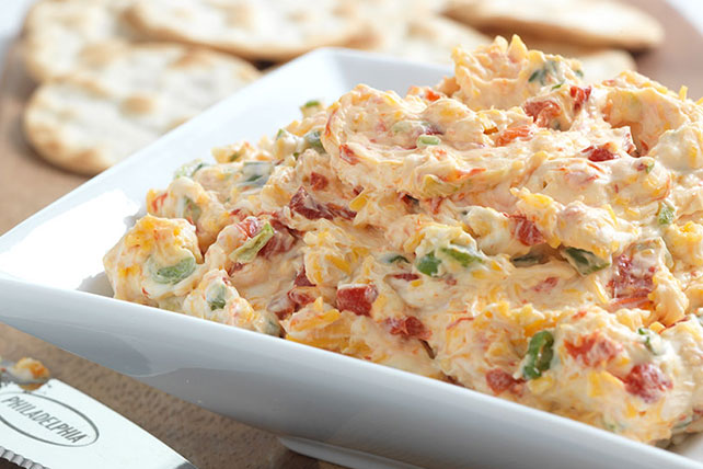 Pimento-Cream Cheese Appetizer Spread