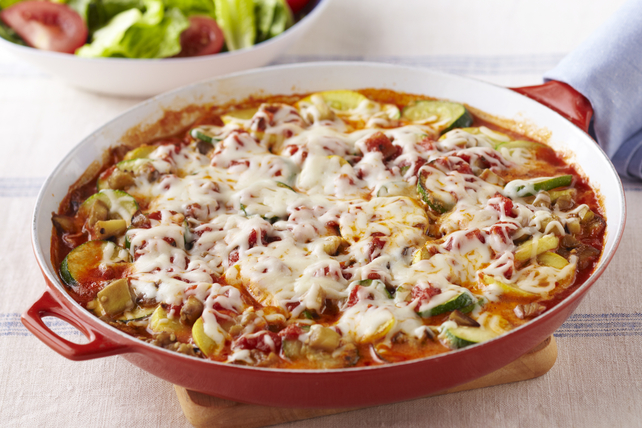 "Skillet Vegetable ""Lasagna"" Image 1"