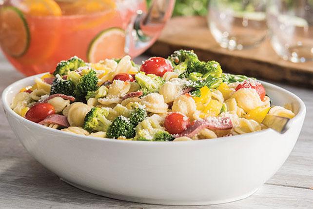 Summer Veggie Pasta Salad Image 1