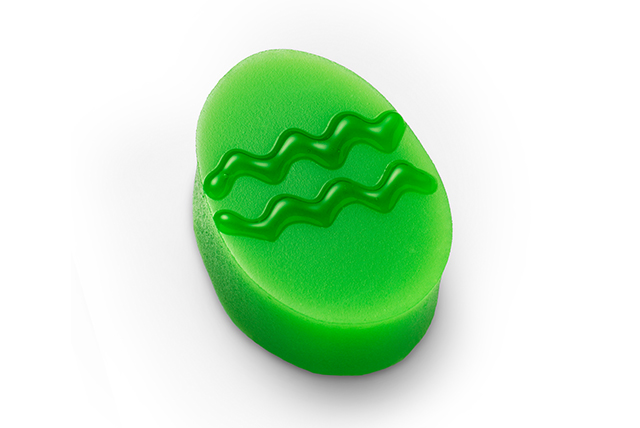 Cremosas mini gelatinas JELL-O para Pascua Image 1