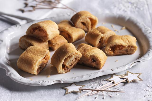 Bouchées aux abricots, aux chipotles et au fromage Image 1