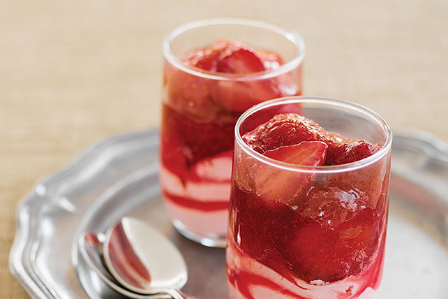 Fast Fruity Strawberry Delight Image 1