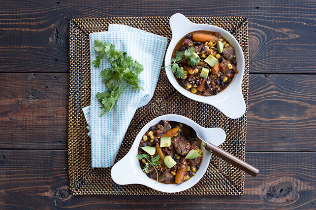 Slow Cooker Mexican Beef Stew Image 1