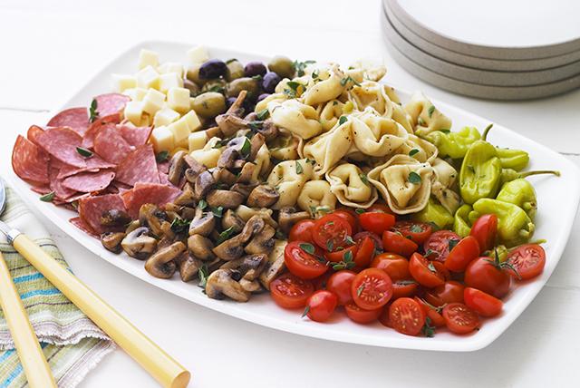 Ensalada de pasta estilo mercado italiano Image 1