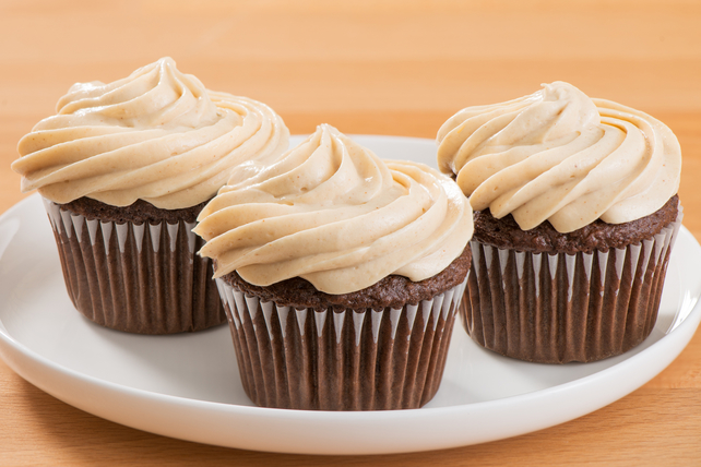 Peanut Butter Pudding Frosting Image 1