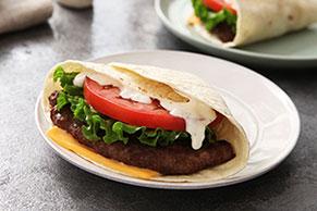 Twisted Taco Cheeseburgers