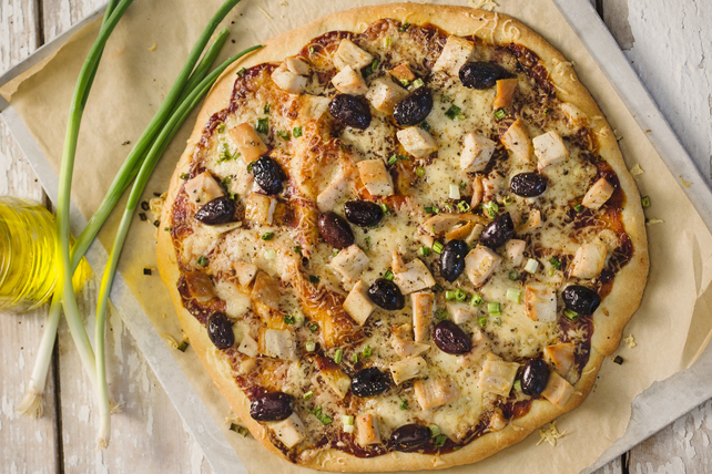 Chipotle Chicken Pizza Image 1