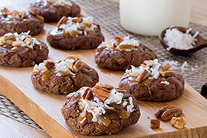 BAKER'S GERMAN'S Chocolate Cookies