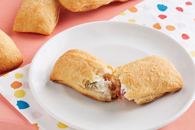 Hors-d'œuvre épicés au fromage à la crème et au bacon Image 1