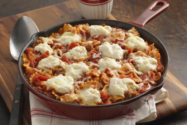 Poêlée de lasagne classique Image 1