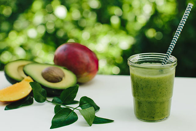 The Green Vegan Smoothie Image 1