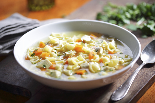 Chicken Noodle Soup Image 1