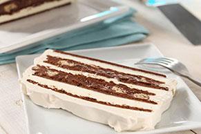Chocolate Mudslide Ice Cream Cake
