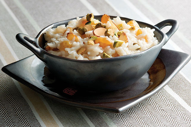 Coconut and Cardamom Rice Pudding Image 1