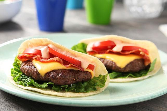 Bacon Cheeseburger Tacos Image 1