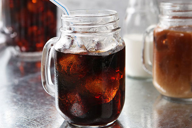 Easy Cold-Brewed Coffee Image 1
