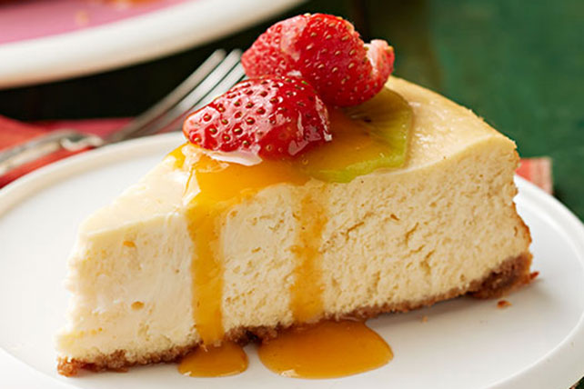 Try Fruit Topped Cheesecake Recipes Kraft Recipes