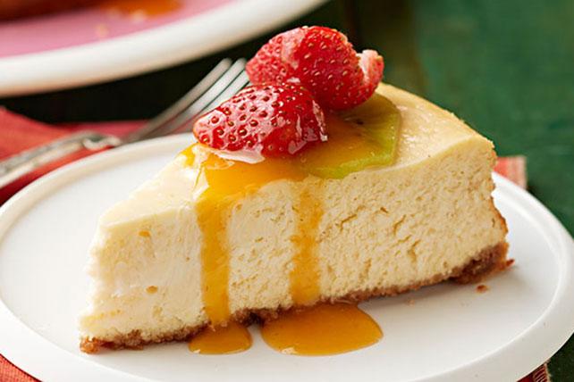 Cheesecake de maracuyá Image 1