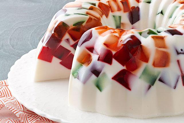mosaico gelatina
