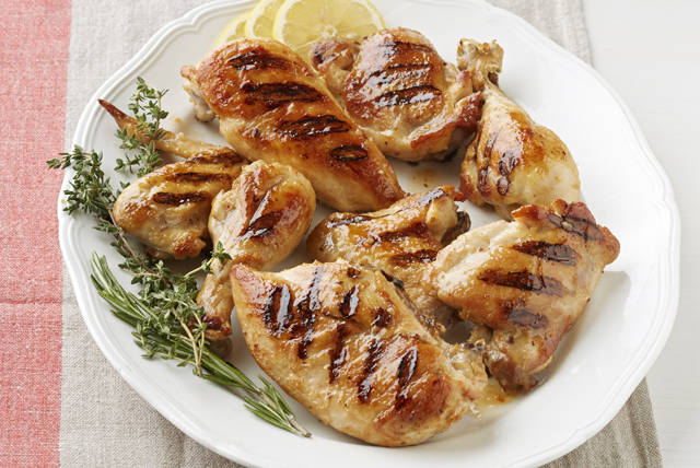 Lemon Herb-Brined Chicken