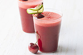 Cherry-Lime Punch