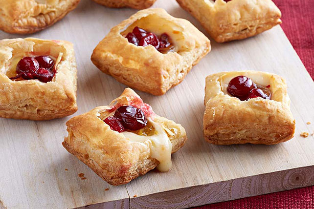 Cranberry-Habanero Cheese Puffs Image 1