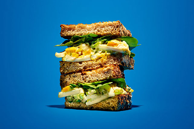 Favorite Egg Salad Sandwich Recipe