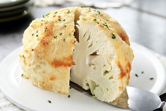 Parmesan Roasted Cauliflower Image 1