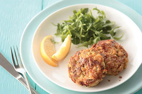 Smart-Choice Tuna Cakes