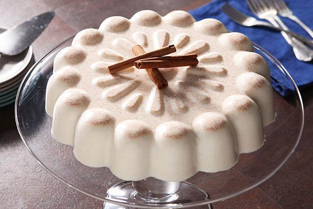 Horchata-Gelatine Dessert Image 1