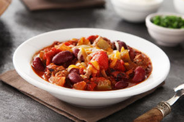 Cheesy Chili Image 1