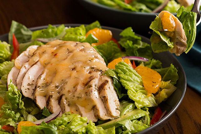 Jerk Chicken Salad Image 1