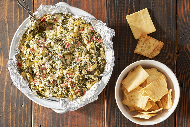 Spinach Artichoke Dip from Reynolds Wrap® Image 1