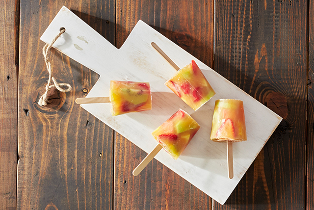 Tropical Fruit Pops Image 1