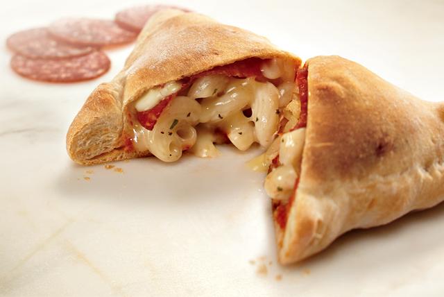 Deluxe Pepperoni Mac Calzone Image 1