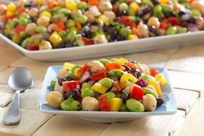 Lime & Cilantro Edamame Beans Recipe