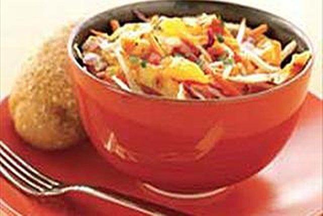 Ensalada de pollo y repollo en 5 minutos Image 1