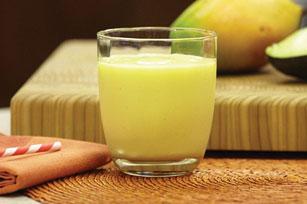 Licuado de mango y aguacate Image 1