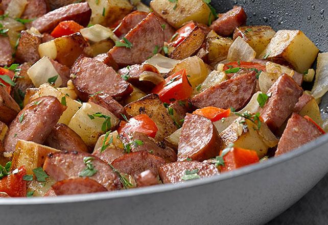 Sausage Hash Image 1