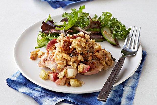 Slow-Cooker Chicken Recipe with Stuffing