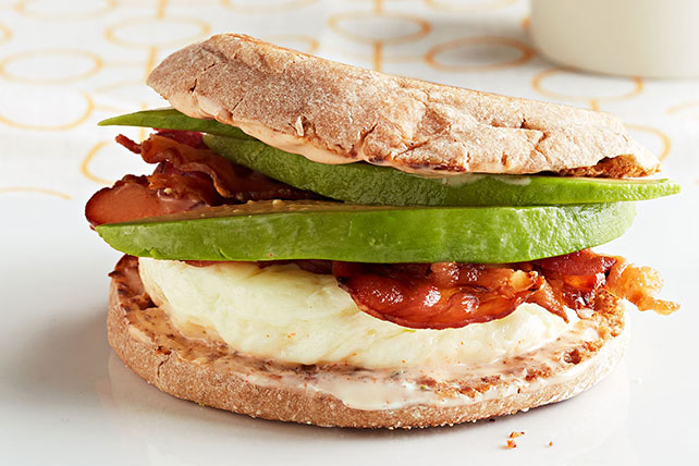 7-Minute California Egg Sandwich Image 1
