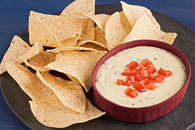 Cremoso dip de queso blanco Image 1