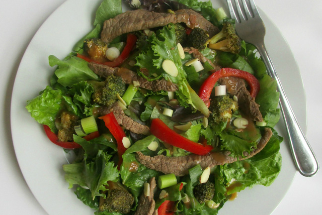 Beef & Broccoli Salad Image 1